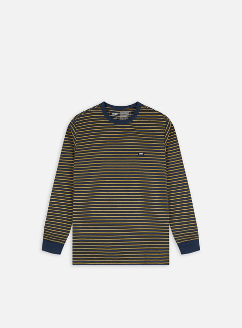 Long Sleeve T-shirts Vans Off The Wall Classic Stripe LS T-shirt