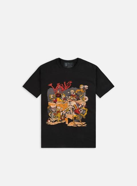 Short sleeve T-shirts Vans Off The Wall Gallery Dwiky Ka T-shirt