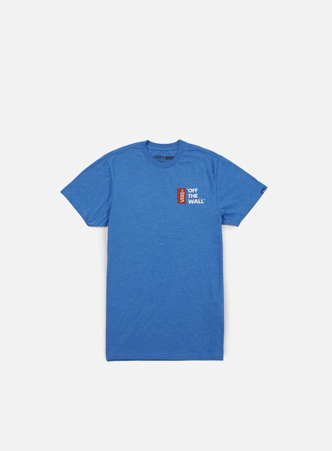 Outlet e Saldi T-shirt a Manica Corta Vans Off The Wall III T-shirt