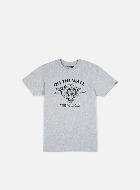 T-shirt a Manica Corta Vans Old Skool Cougar T-shirt