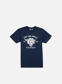 Vans - Old Skool Cougar T-shirt, Navy 1
