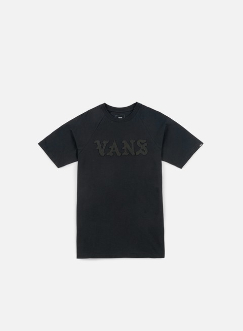 t shirt vans old skool t shirt black