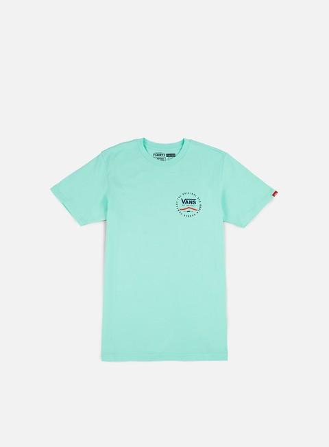 Outlet e Saldi T-shirt a Manica Corta Vans Original Rubber Company T-shirt