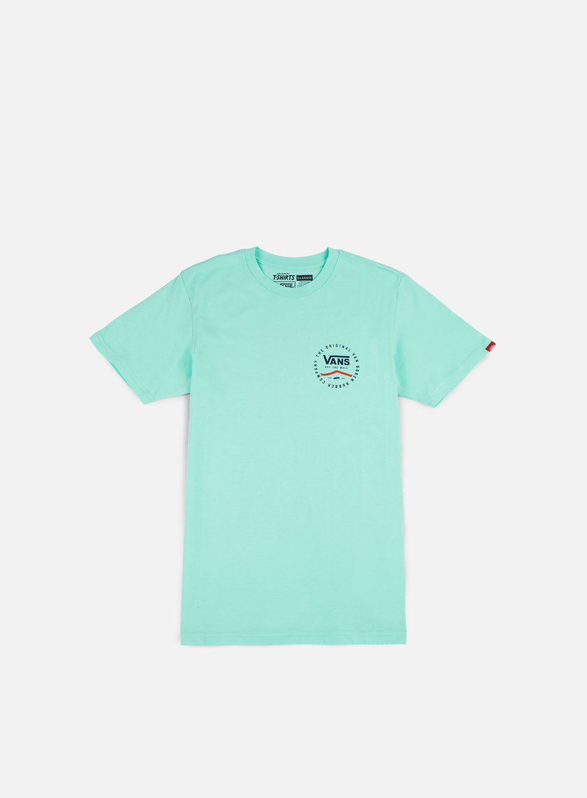 Vans - Original Rubber Company T-shirt, Mint
