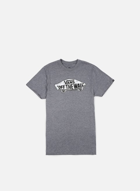 t shirt vans otw logo fill t shirt heather grey white camo