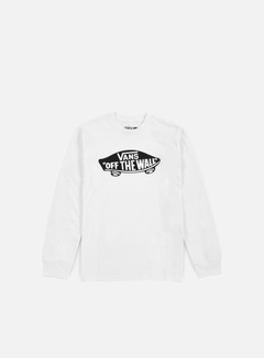 Vans - OTW LS T-shirt, White/Black 1