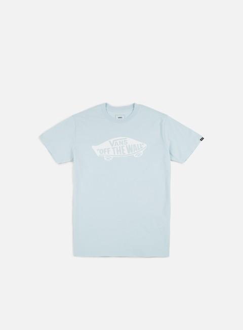 t shirt vans otw t shirt baby blue