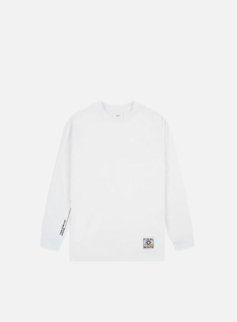Outlet e Saldi T-shirt a Manica Lunga Vans Outdoorsman LS T-shirt