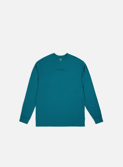 Sale Outlet Long Sleeve T-shirts Vans Overtime Out LS T-shirt