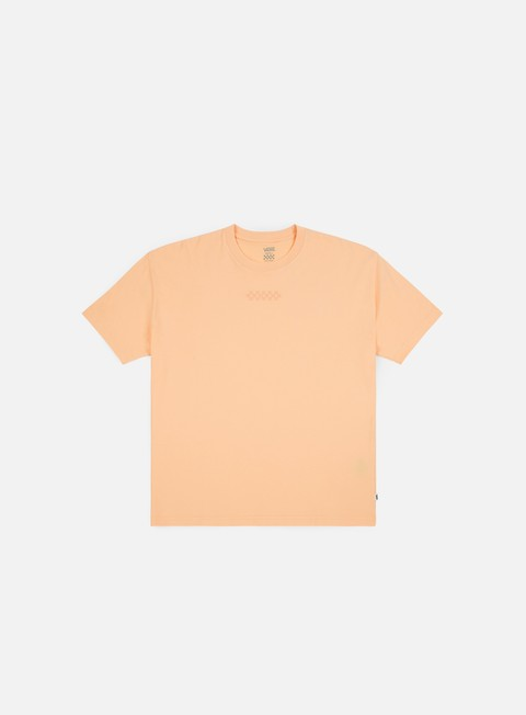 t shirt vans overtime out t shirt bleached apricot