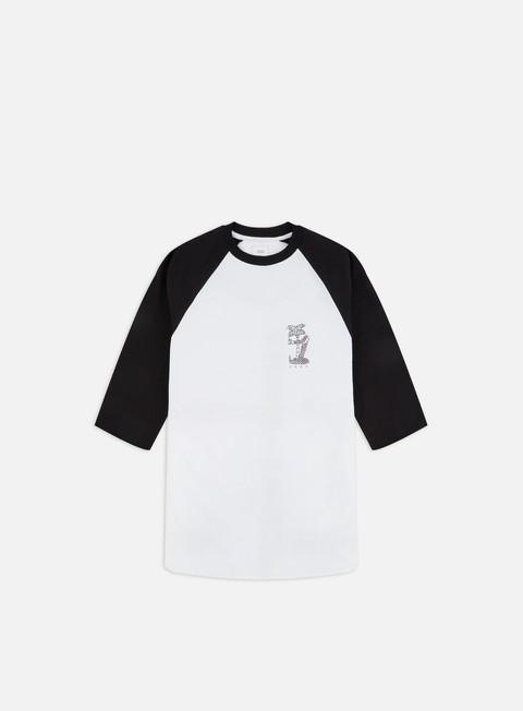 Outlet e Saldi T-shirt a Manica Corta Vans Palm Desert Raglan T-shirt