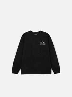 Vans - Peantus LS T-shirt, Black 1