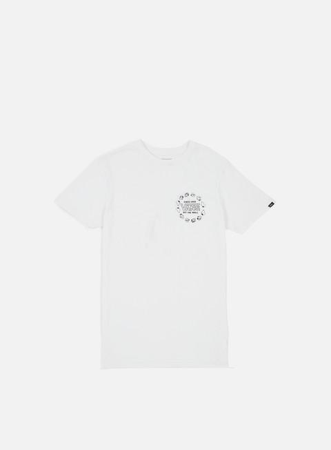 Outlet e Saldi T-shirt a Manica Corta Vans Peanuts Snoopys Brothers T-shirt