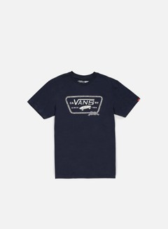 Vans - Port Patch T-shirt, Navy 1