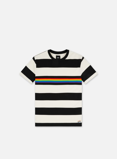 Short Sleeve T-shirts Vans Pride Rugby Stripe T-shirt