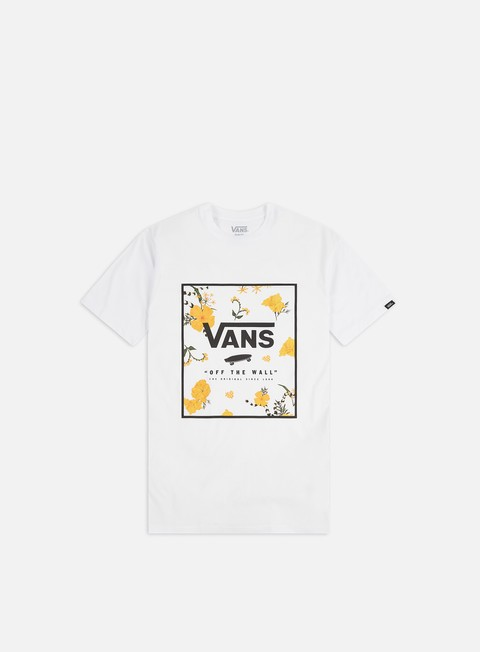 Short Sleeve T-shirts Vans Print Box T-shirt