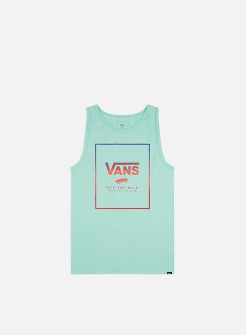 Canotte Vans Print Box Tank Top