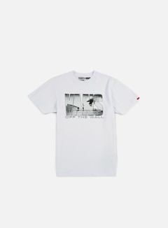 Vans - Push Through II T-shirt, White 1