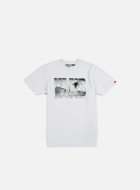 Outlet e Saldi T-shirt a Manica Corta Vans Push Through II T-shirt