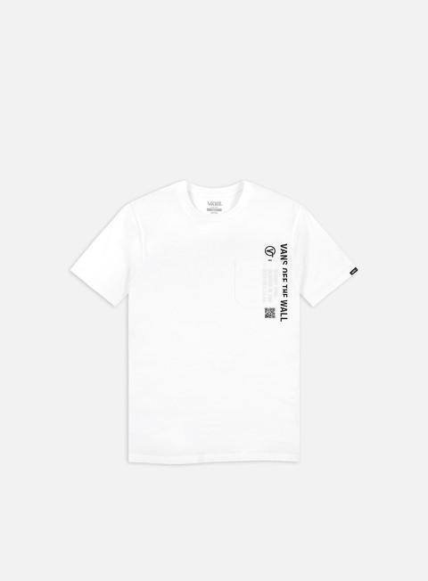 Short Sleeve T-shirts Vans Quick Response Pocket T-shirt