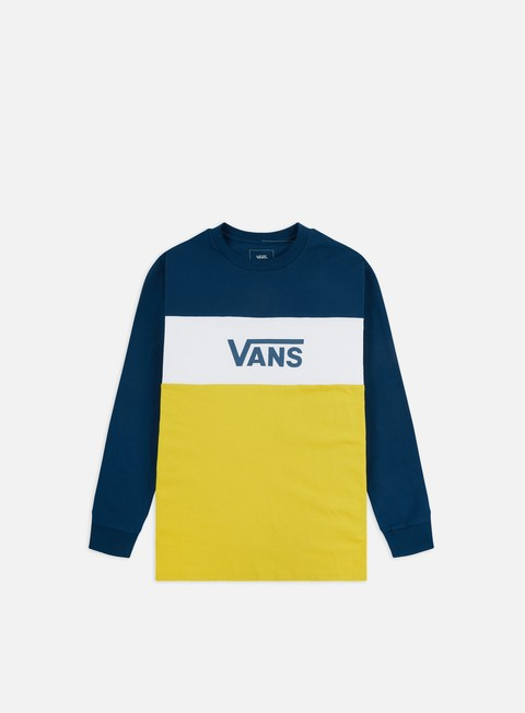 Long Sleeve T-shirts Vans Retro Active LS T-shirt