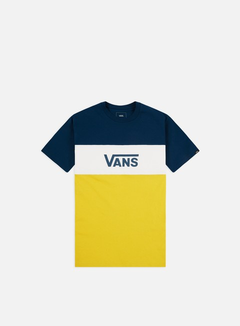 Outlet e Saldi T-shirt a Manica Corta Vans Retro Active T-shirt