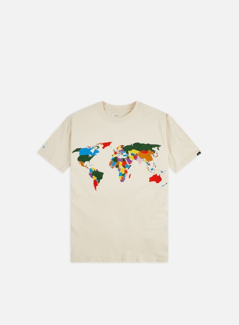 Short Sleeve T-shirts Vans Save Our Planet T-shirt
