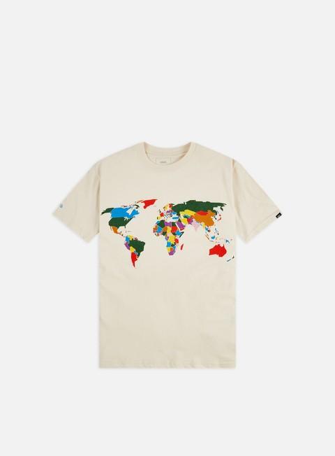 Outlet e Saldi T-shirt a Manica Corta Vans Save Our Planet T-shirt