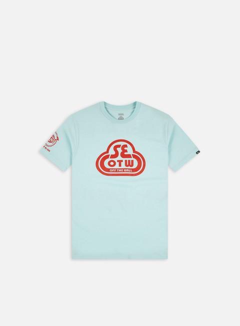 Short Sleeve T-shirts Vans SE Bikes T-shirt