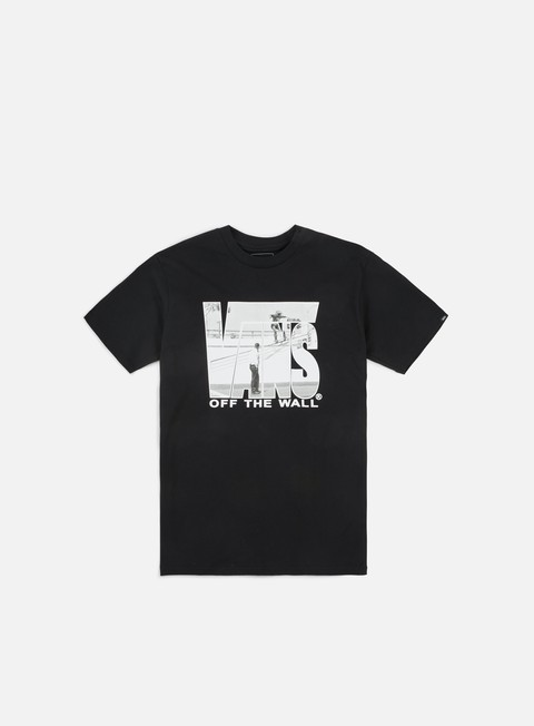 t shirt vans security t shirt black