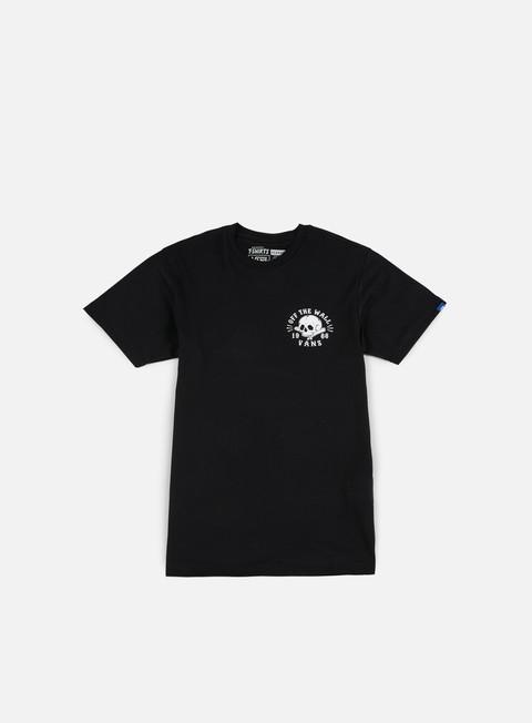 Sale Outlet Short Sleeve T-shirts Vans Shaved Bones T-shirt