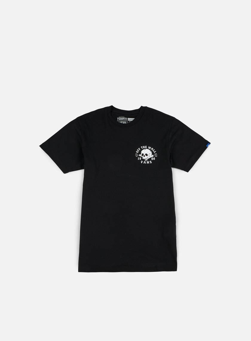 Vans - Shaved Bones T-shirt, Black
