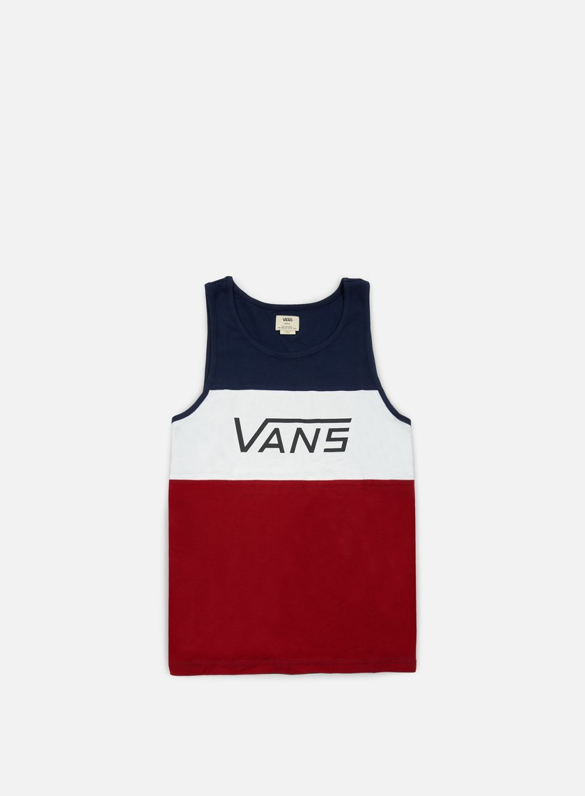 Vans - Sibley Tank Top, Dress Blues