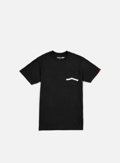 Vans - Side Stripe Pocket T-shirt, Black 1