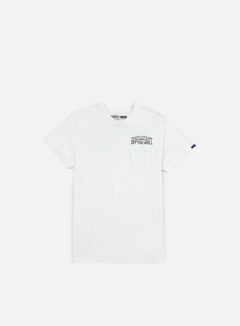 t shirt vans since 66 pocket t shirt white