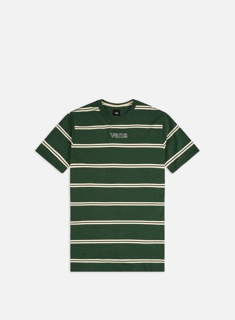 Short Sleeve T-shirts Vans Sixty Sixers Stripe T-shirt