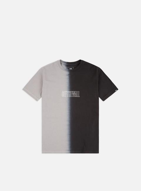 Outlet e Saldi T-shirt a Manica Corta Vans Split Dye T-shirt