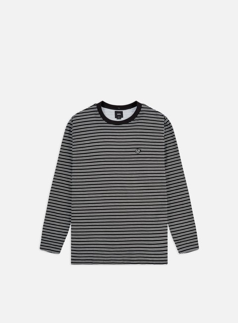 Outlet e Saldi T-shirt a Manica Lunga Vans Striped LS T-shirt