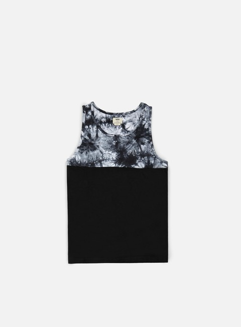 t shirt vans templen tank top black