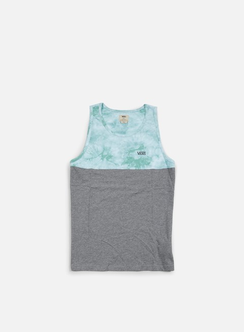 t shirt vans templen tank top concrete heather