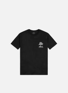 Vans - Thank You Floral T-shirt, Black