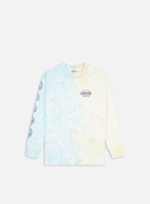 T-shirt a manica lunga Vans The Vans Experience Tie Dye LS T-shirt