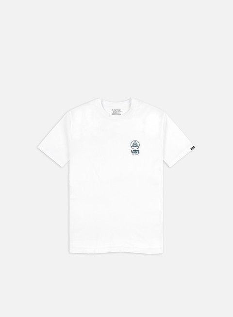T-shirt a Manica Corta Vans Three Points T-shirt