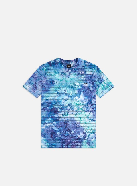 Vans Tie Dye Checkerstripe T-shirt