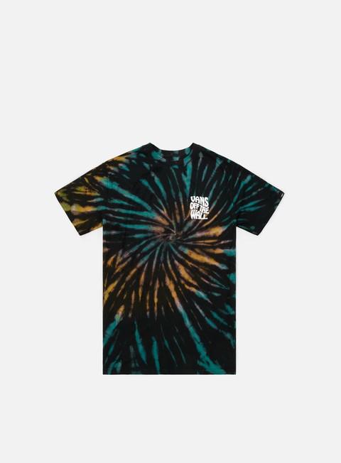 Outlet e Saldi T-shirt all over Vans Tie Dye Reaper T-shirt
