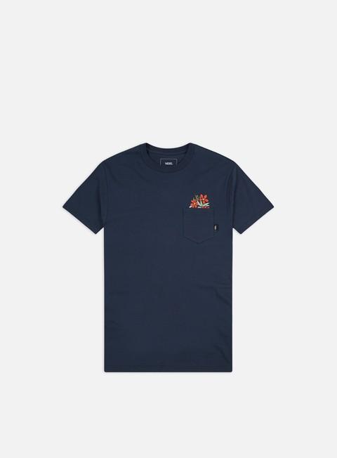 Outlet e Saldi T-shirt pocket Vans Til Death Pocket T-shirt