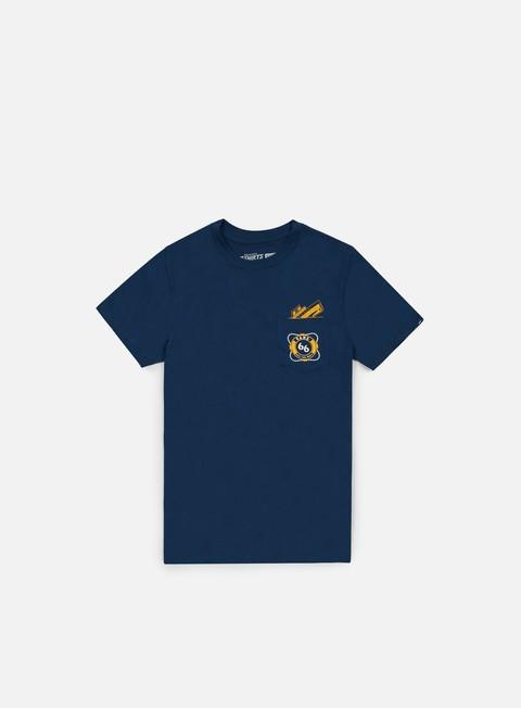 Outlet e Saldi T-shirt a Manica Corta Vans Tough Ship T-shirt