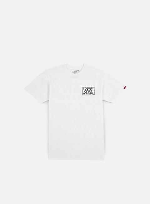 Outlet e Saldi T-shirt a Manica Corta Vans Van Doren Since 66 T-shirt