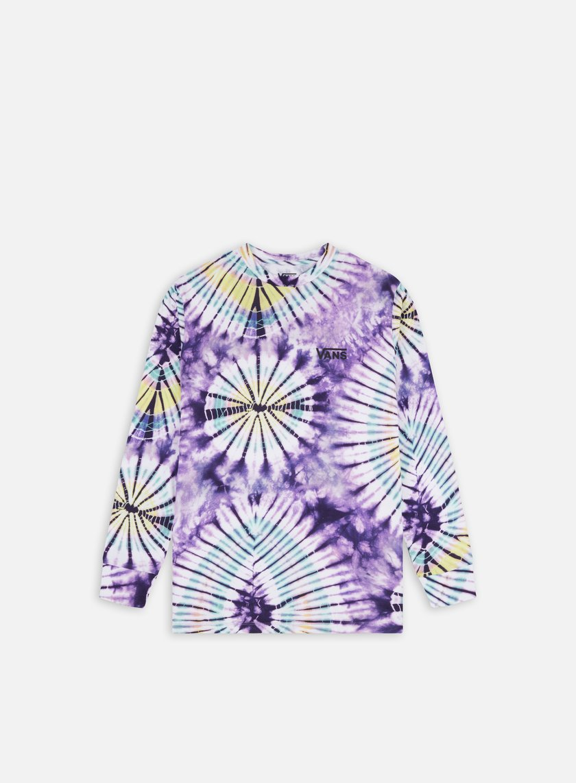 Vans Vans Burst Tie Dye LS T-shirt