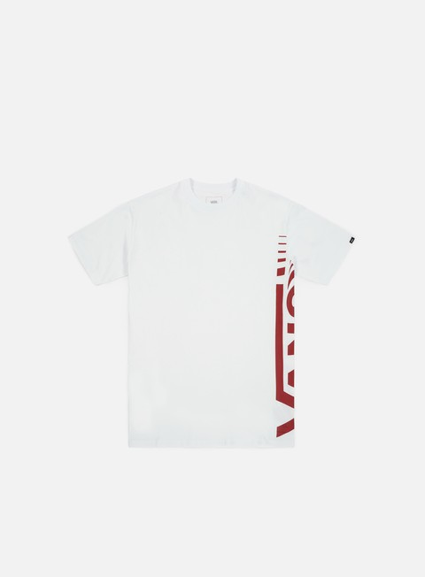 Sale Outlet Short Sleeve T-shirts Vans Vans Distorted T-shirt